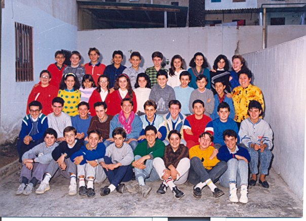 Empar Sarabia Escola 87-88
